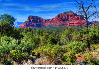 Sedona Arizona red rock country landscape