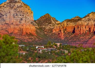 Sedona national park, Arizona, USA