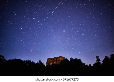 Sedona Shooting Stars