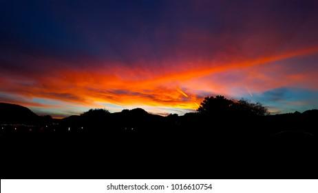 Sedona Sunset, AZ