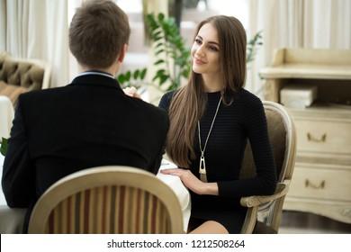 Seducing talk