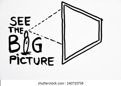 See the big picture