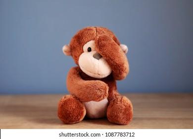 See no evil, hear no evil, speak no evil monkey