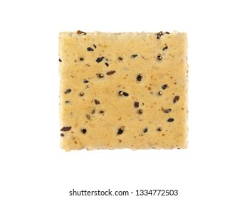 Seed cracker isolated on white