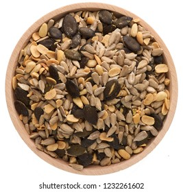 Seeds in the bowl