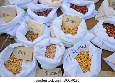 Seeds used in medieval time