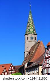 Seekapelle Bad Windsheim is a city in Bavaria Germany