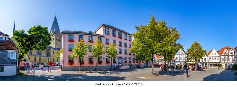 Am Seel, Soest, Nordrhein-Westfalen, germany