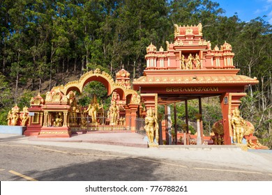 Seetha Amman Temple is a hindu temple in Nuwara Eliya. Seetha Amman Temple located on the place, where Sita was held captive by  Ravana.