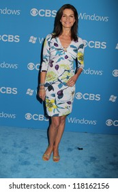 Sela Ward at the CBS 2012 Fall Premiere Party, Greystone Manor, West Hollywood, CA 09-18-12