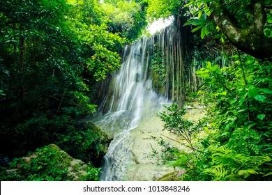 Selarong Cave Waterfall