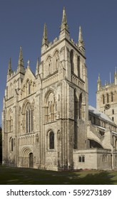 SELBY ABBEY YORKSHIRE ENGLAND