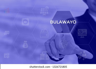select BULAWAYO - technology and business concept