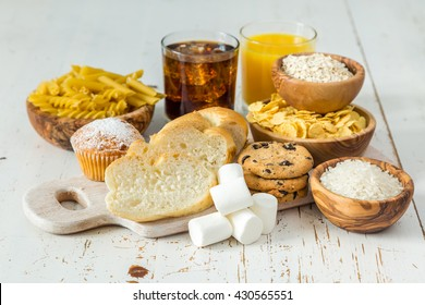 Selection of bad sources of carbohydrates