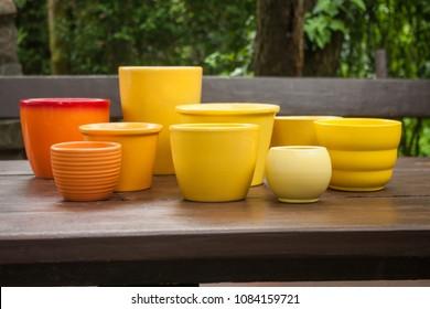 Ceramic Pot Images, Stock Photos & Vectors | Shutterstock