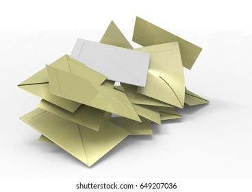 Selection envelopes and votes 3D