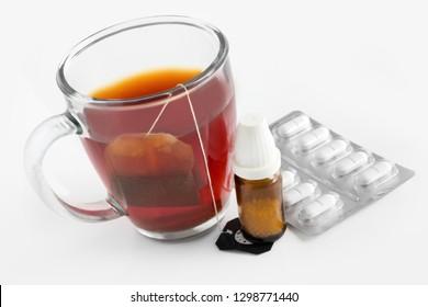 Selection of natural medicine
