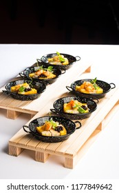 Selection of Spanish tapas