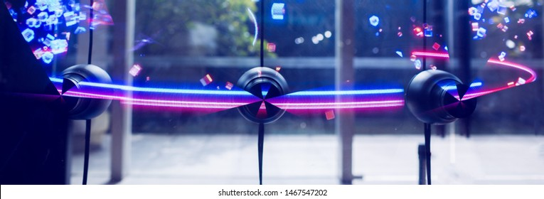 Holographic Display Images, Stock Photos & Vectors | Shutterstock