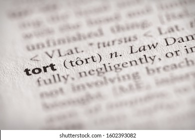 """Selective focus on the word """"tort"""". Many more word photos in my portfolio."""