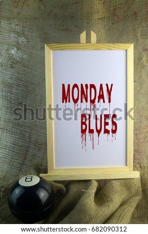 Self Standing Wood Frame Whiteboard Pool Stock Photo Edit Now