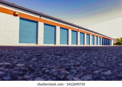 Self Storage Unit Facility Auctions