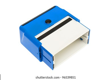 Self-ink rubber stamp