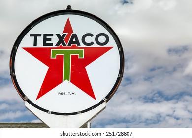 Texaco Images, Stock Photos & Vectors | Shutterstock