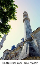 Selimiye mosque's minaret