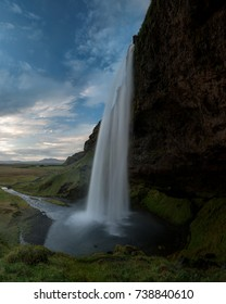 Seljalandfoss waterfall, Iceland