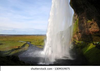Seljalandsfoss in Iceland