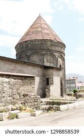 Seljuk Kumbet (tomb) in Erzurum, Turkey