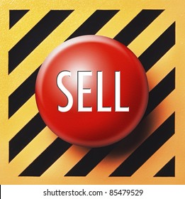 Sell button meant for Wall Street when the market panics!