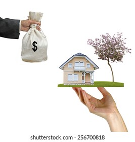 Selling of house