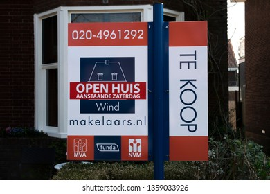 Selling A House At Duivendrecht The Netherlands 2019