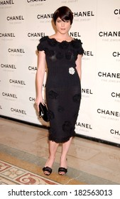 Selma Blair, wearing a Chanel dress, at Chanel Fine Jewelry's Night of Diamonds Dinner, The Plaza Hotel, New York, NY, January 16, 2008