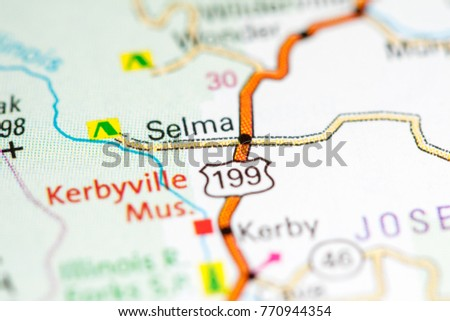 Selma Oregon Usa Stock Photo Edit Now 770944354 Shutterstock