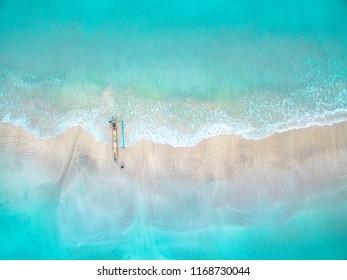 Selong Belanak Beach in Lombok indonesia
