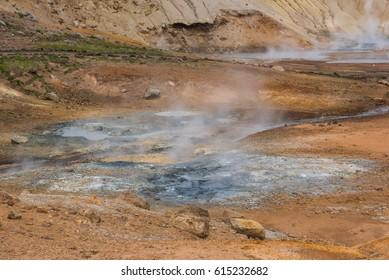 Seltun geothermal area/ Krysuvik