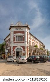 Semarang, Central Java / Indonesia - June 19 2018: Marba Building in Old City Area Semarang