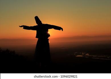 semazen return, prayer, therapy and tutelage /konya