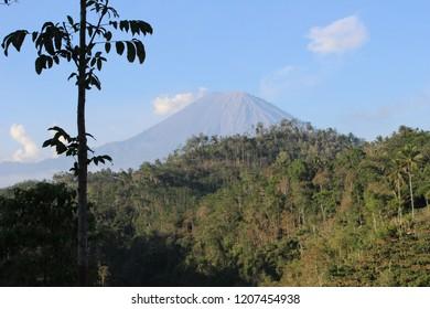 Semeru Mountain, The Greatest Mountain in Indonesia