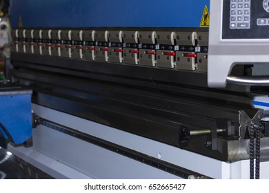 Semi Automatic bending machine for industrial