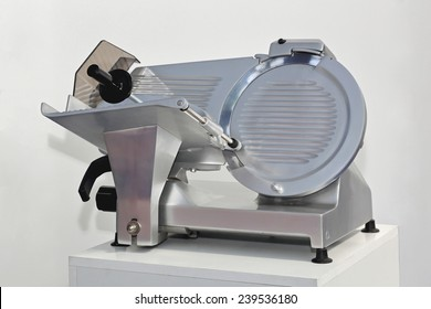Meat Slicer Images, Stock Photos & Vectors | Shutterstock