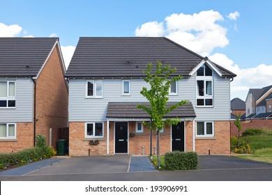 Detached House Images, Stock Photos & Vectors   Shutterstock