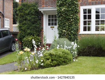 Semi-detached period house and garden in a London suburb