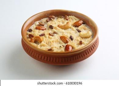 Semiya payasam(Mithai) Kerala,Sweet seviyan kheer or Payasam, payasa, ksheeram, fereni