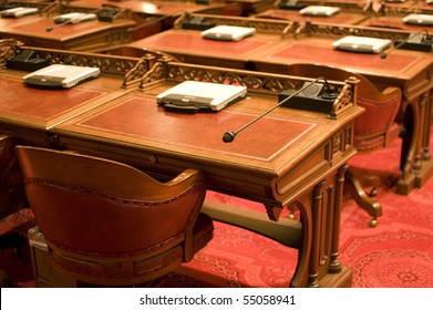 Senate Desks