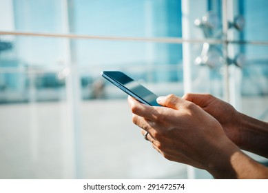 Send sms by smart phone