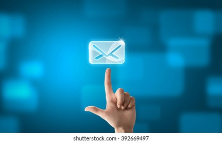 Sending message application